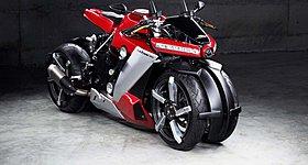 Lazareth LM 410: Η τετράτροχη μοτοσικλέτα των 100.000 ευρώ