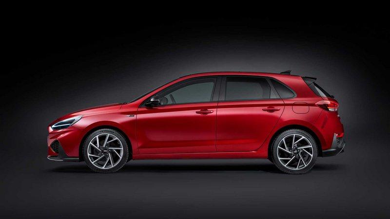 Αυτό είναι το ανανεωμένο Hyundai i30 (pics) 4
