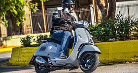Test – Vespa GTS300 Super HPE