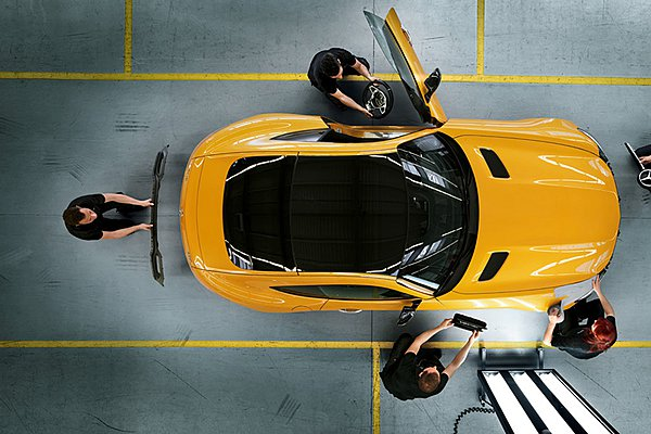 Configurator: Πώς μπορείς να αγοράσεις αυτοκίνητο με ένα