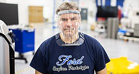 H Ford έφτιαξε αναπνευστήρες κατά του κορονοϊου με ανεμιστήρες από... αεριζόμενα καθίσματα!