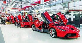 H ιταλική αυτοκινητοβιομηχανία στη δίνη του κορωνοϊού