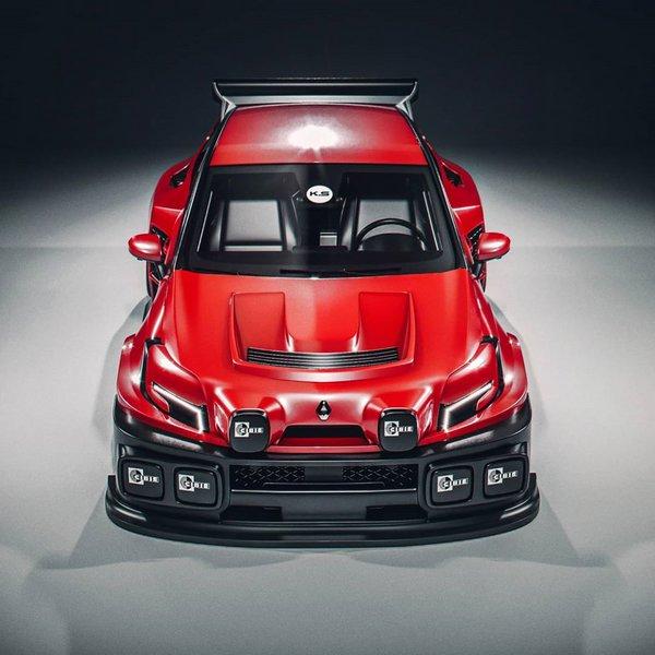 Renault Clio V6 Engine: Όνειρο θερινής νυκτός: Ένα Renault Clio στα πρότυπα του 5