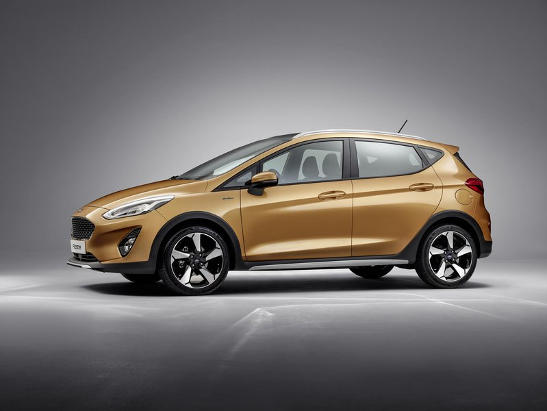 Ford Fiesta Active X.