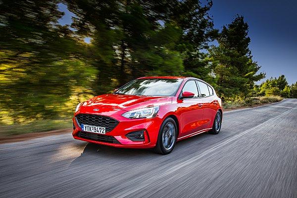 Ford Focus: Το πιο διασκεδαστικό μεσαίο οικογενειακό είναι και το πιο hi-tech (Video)