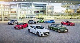 AUDI RS: Η φιλοσοφία πίσω από την κατασκευή των πανίσχυρων Audi