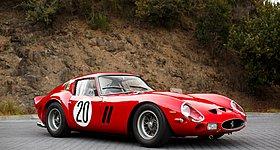 H Ferrari χάνει τα σχεδιαστικά δικαιώματα της 250 GTO!