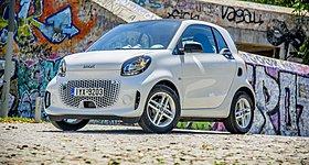 Δοκιμάζουμε το νέο ηλεκτροκίνητο smart fortwo coupe
