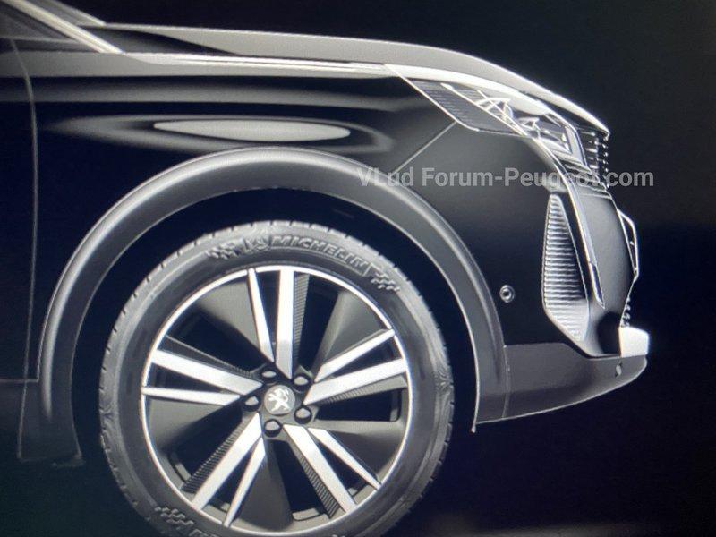 Αυτό είναι το νέο Peugeot 3008