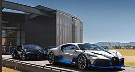 Ξεκίνησαν οι πρώτες παραδόσεις της εξωτική Bugatti Divo