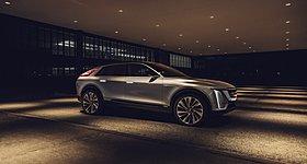 Αποκαλύφθηκε η Cadillac Lyriq EV με οθόνη αφής 33 ιντσών! (Video)