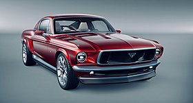 To Aviar R67 είναι μια αλά ρωσικά ηλεκτρική Mustang!