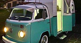 Πόσα θα δίνατε γι' αυτό το Volkswagen Kombi του 1975;