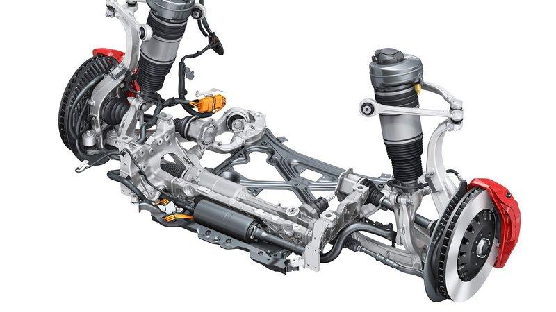 Audi eAWS: Ηλεκτρομηχανική Σταθεροποίηση Κλίσης για άνεση και δυναμική συμπεριφορά στα SUV