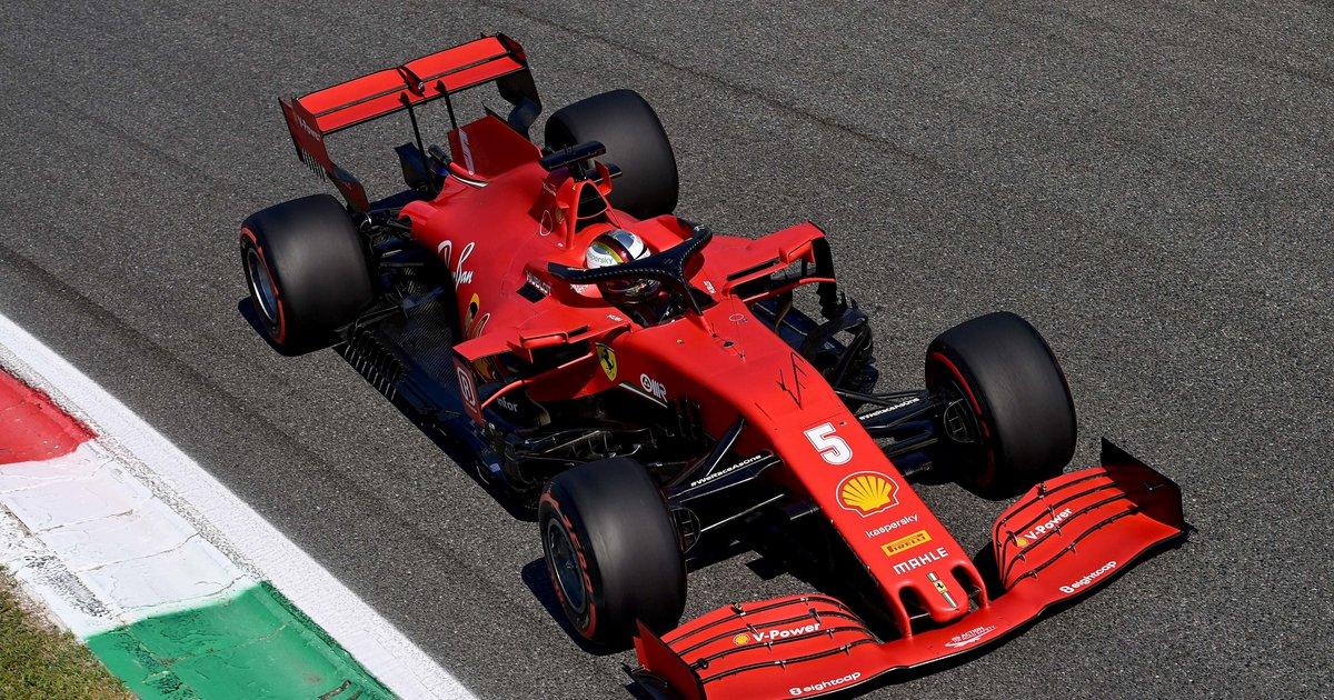 Ο νέος κινητήρας Ferrari ξεχωρίζει