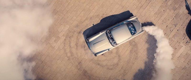 Πόσα αυτοκίνητα «πεθαίνουν» στο «No time to die» του James Bond; (Video)