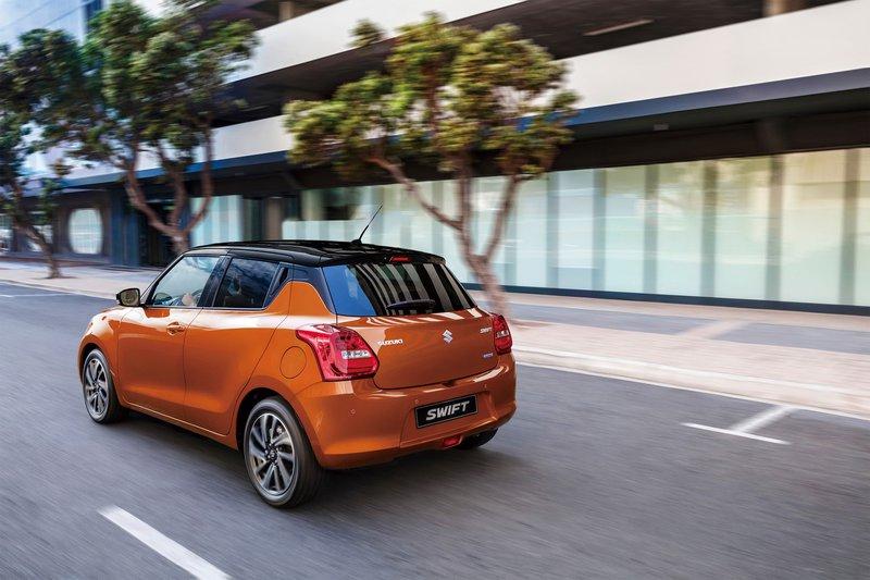 Στην Ελλάδα το νέο Suzuki Swift. Τιμές και εξοπλισμός