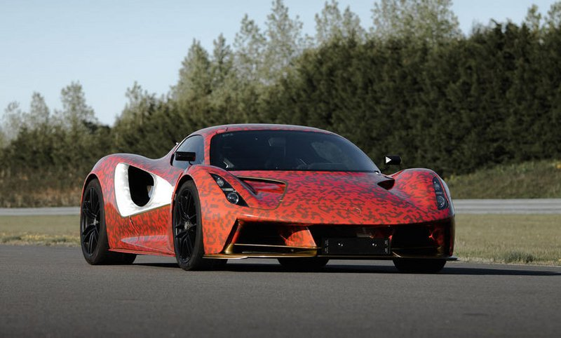 96 lotus evija development car hethel front static 77761 388829 type15016
