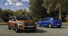 Επίσημο: Τα νέα Dacia Sandero και Logan
