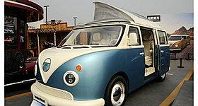 Η πασίγνωστη «κλούβα» της VW… κλωνοποιήθηκε αλά κινεζικά!