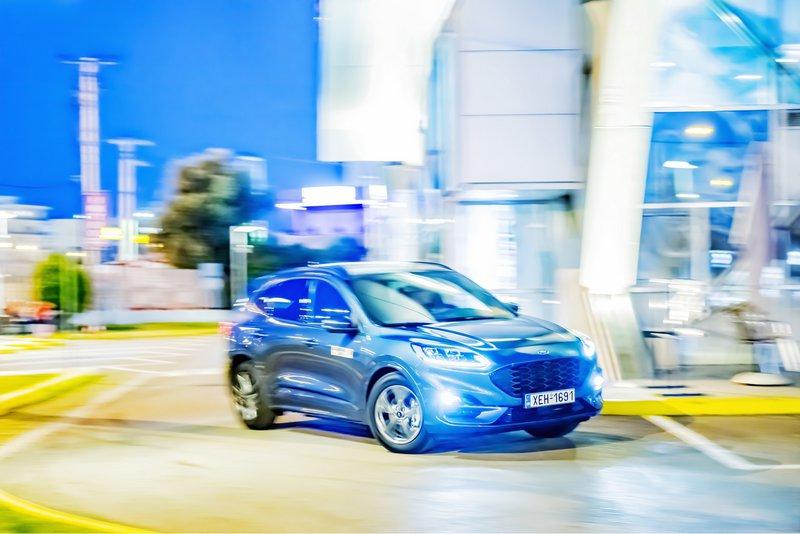 Test Drive-Ford Kuga (2021): Plug-in Hybrid με 225 ίππους ...