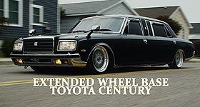 Το προεδρικό Toyota Century όπως δεν το έχετε δει ξανά (video)
