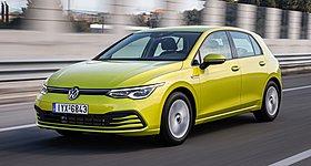 Νέο VW Golf ΤGI με κατανάλωση 3,5 ευρώ/100 χλμ.