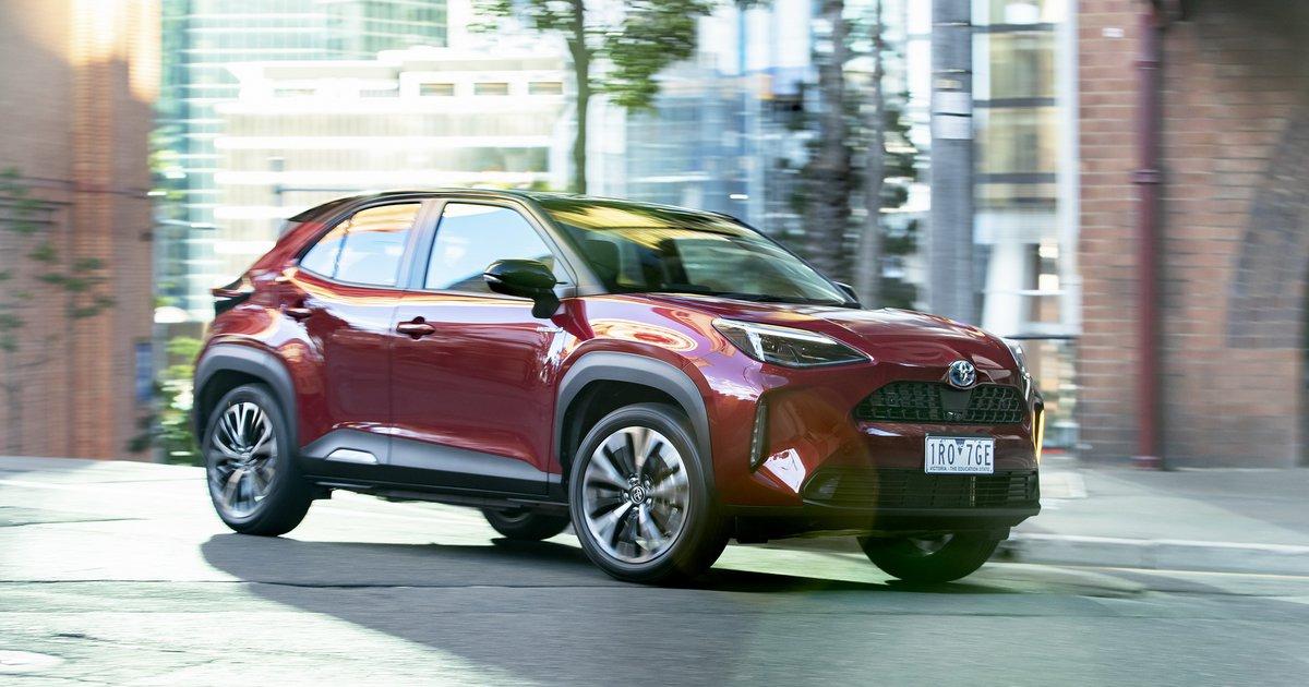 Πωλήθηκε για το Toyota Yaris Cross