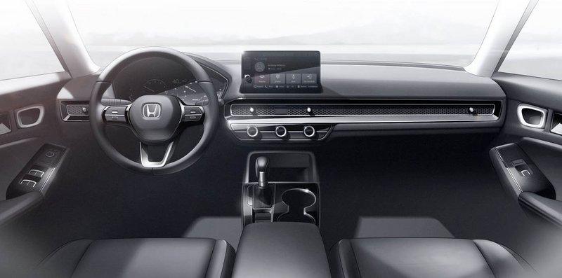 Έτοιμο το νέο Honda Civic!
