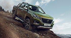 Peugeot Landtrek: Γαλλική φινέτσα σε ένα σκληροτράχηλο pickup