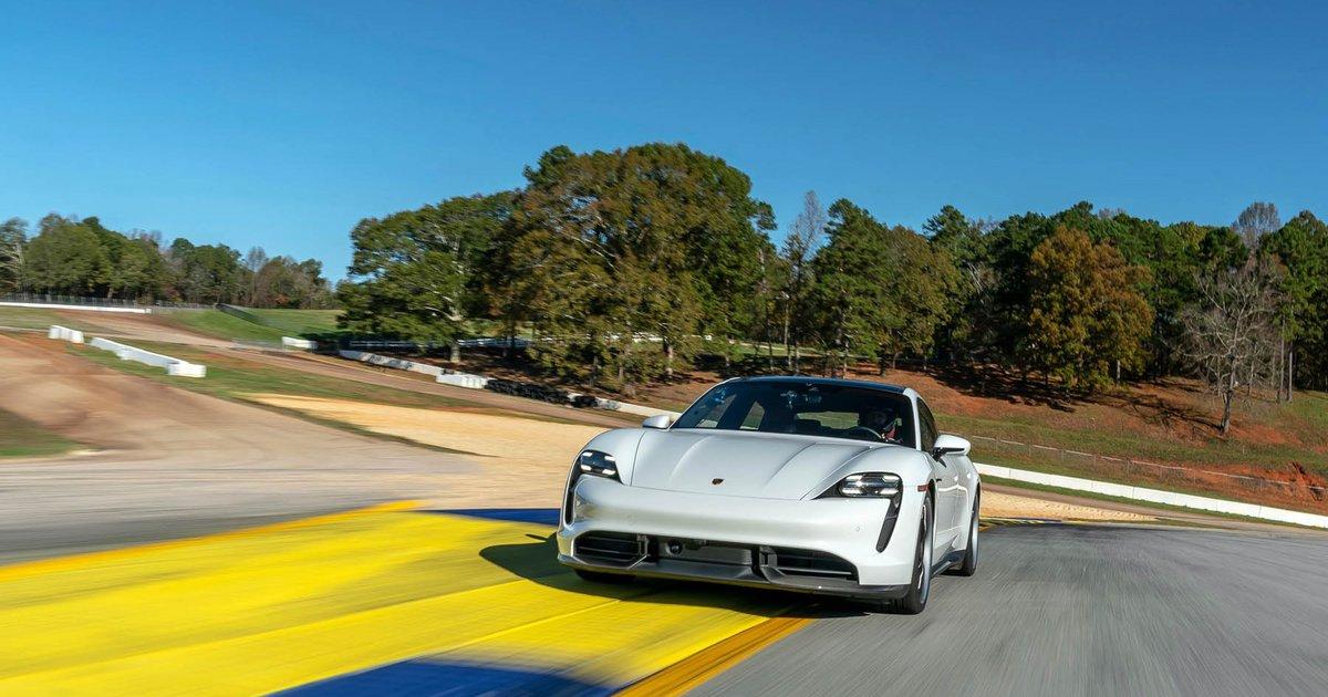 Η Porsche Taycan κατέκτησε επίσης την Road Atlanta (βίντεο)