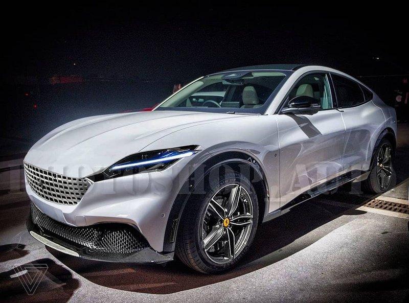 Νέα, αποκαλυπτική εμφάνιση για το πρώτο SUV στην ιστορία της Ferrari