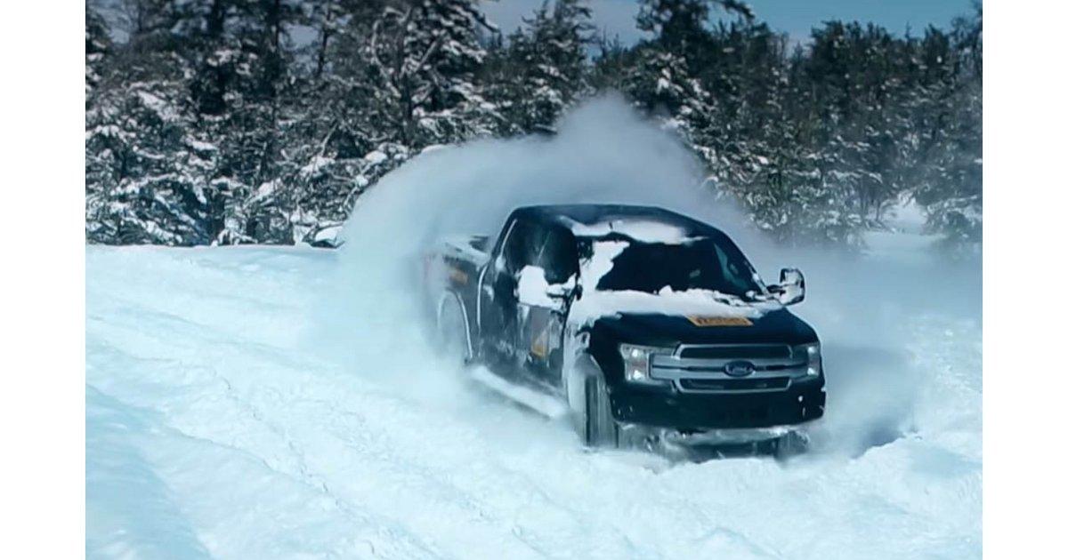 Ο χρόνος Ford F-150 είναι σύντομος (βίντεο)