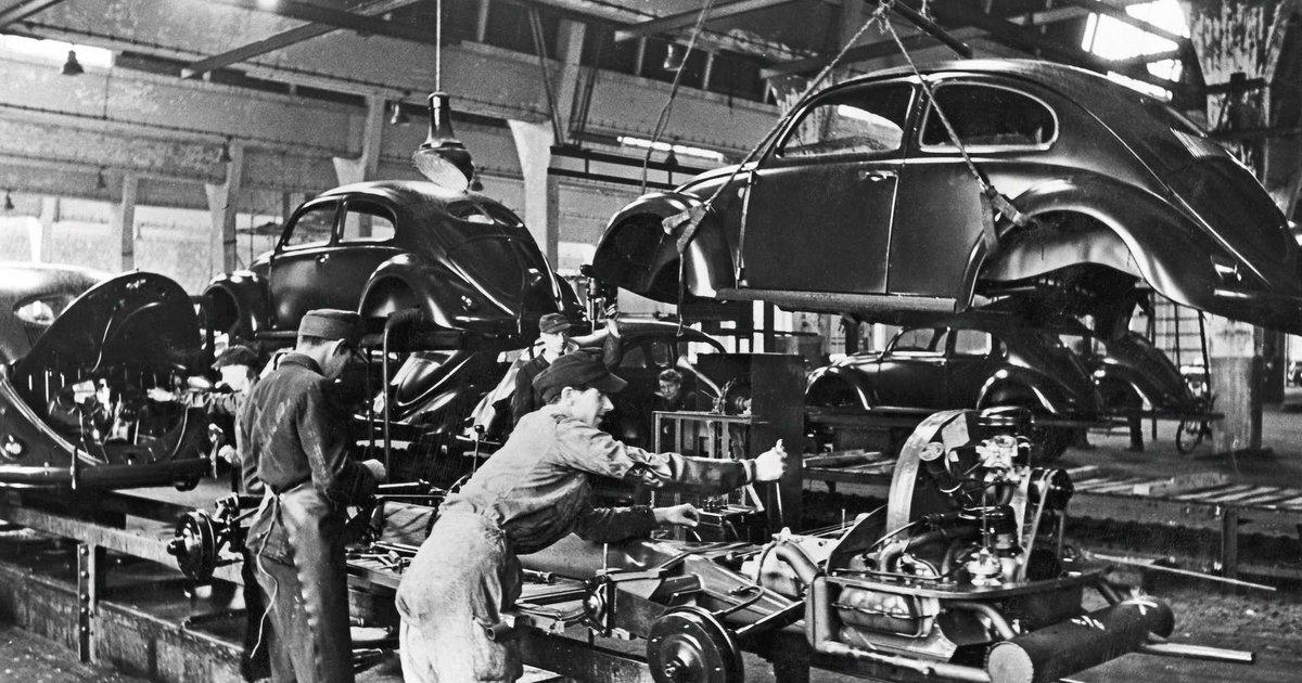 75 χρόνια από τη γέννηση του Volkswagen Beetle