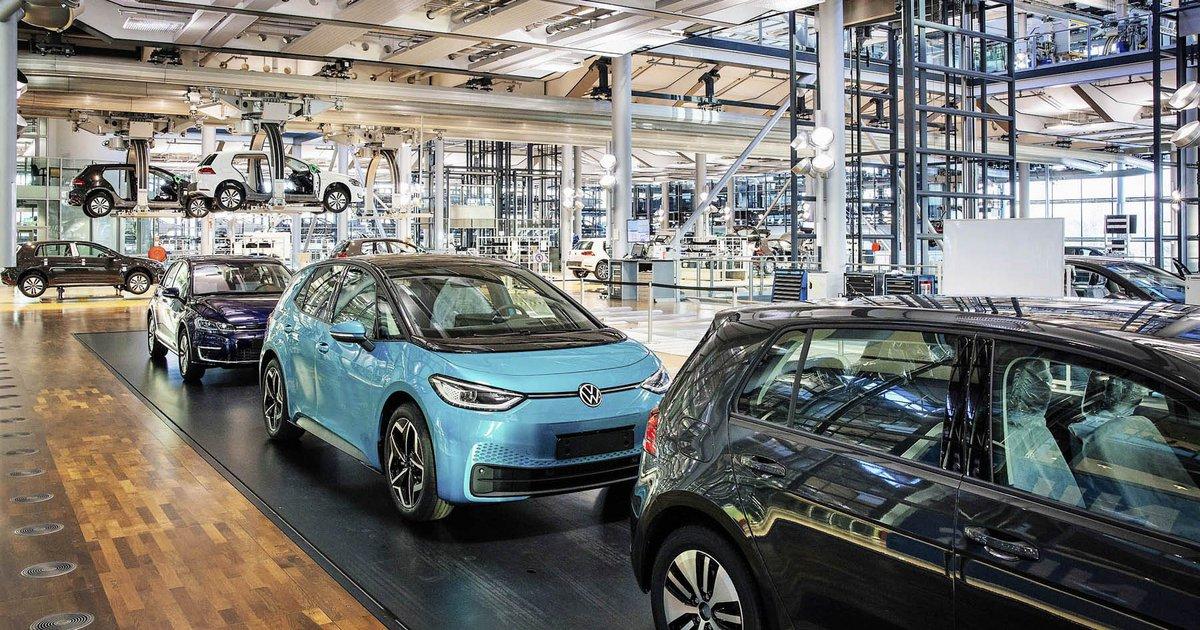 Η παραγωγή του VW e-Golf έχει ολοκληρωθεί