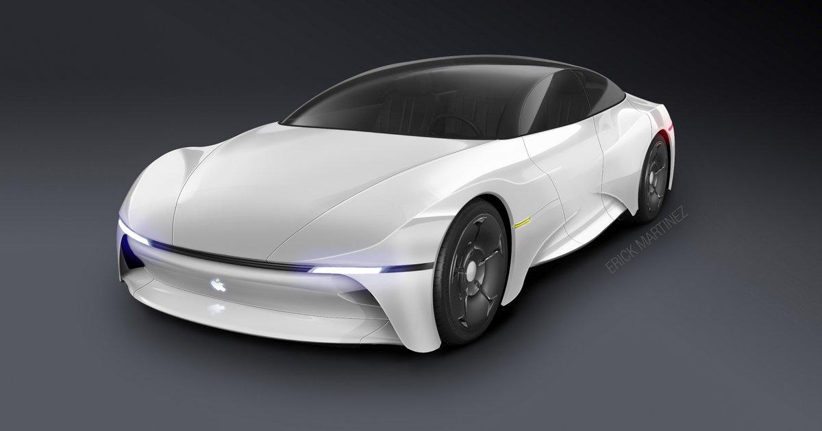 Το αυτοκίνητο της Apple δεν αναμένεται πριν από το 2025-2027