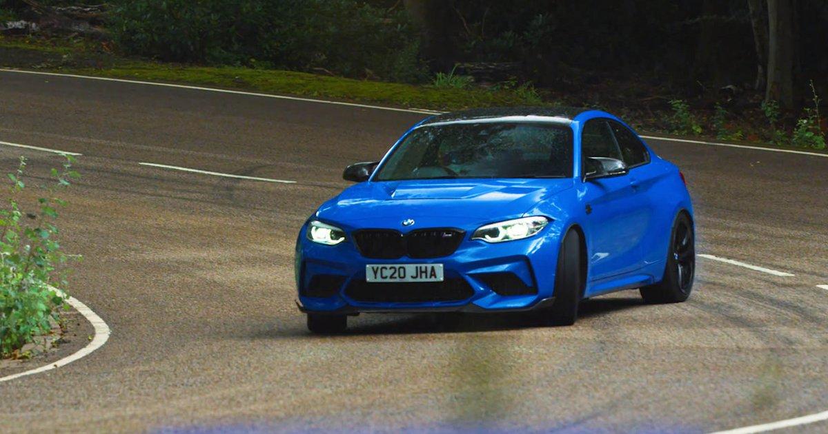 Το Stig χτυπά ξανά με μια BMW M2 CS (βίντεο)