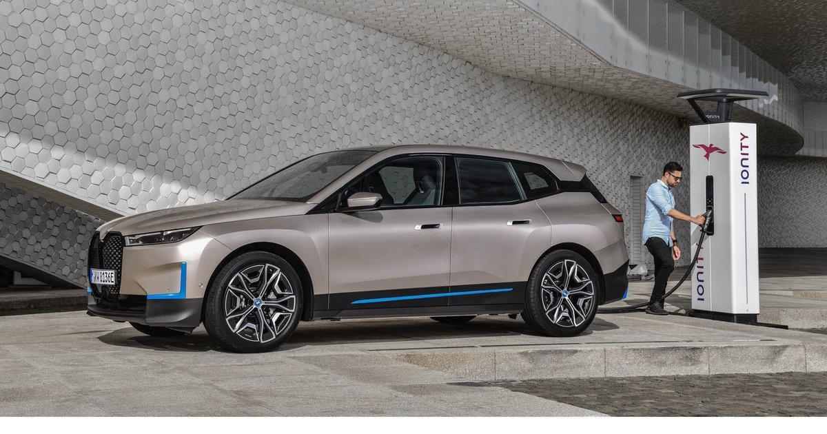 BMW: Γρήγορη προώθηση για ηλεκτρικό!