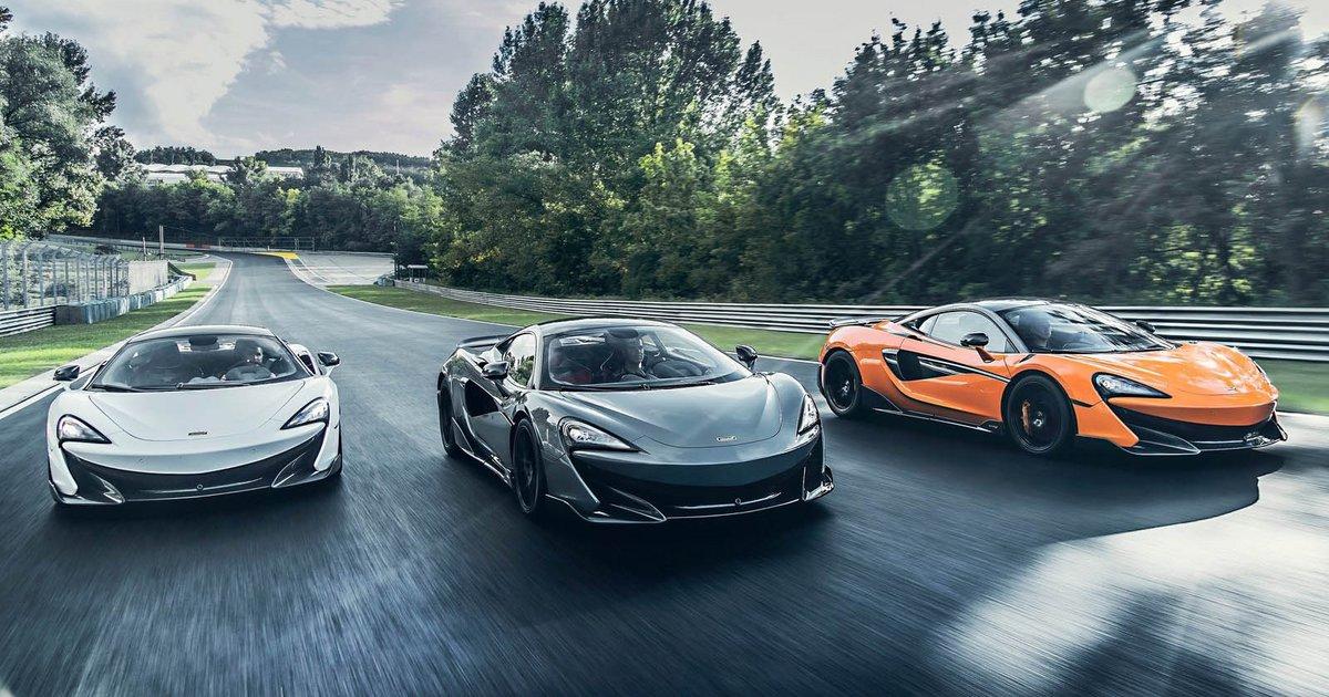Οι πελάτες της McLaren μισούν τα SUV