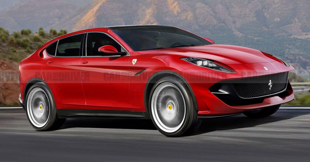 Η Ferrari δεν ετοιμάζει ένα αλλά … τρία SUV!