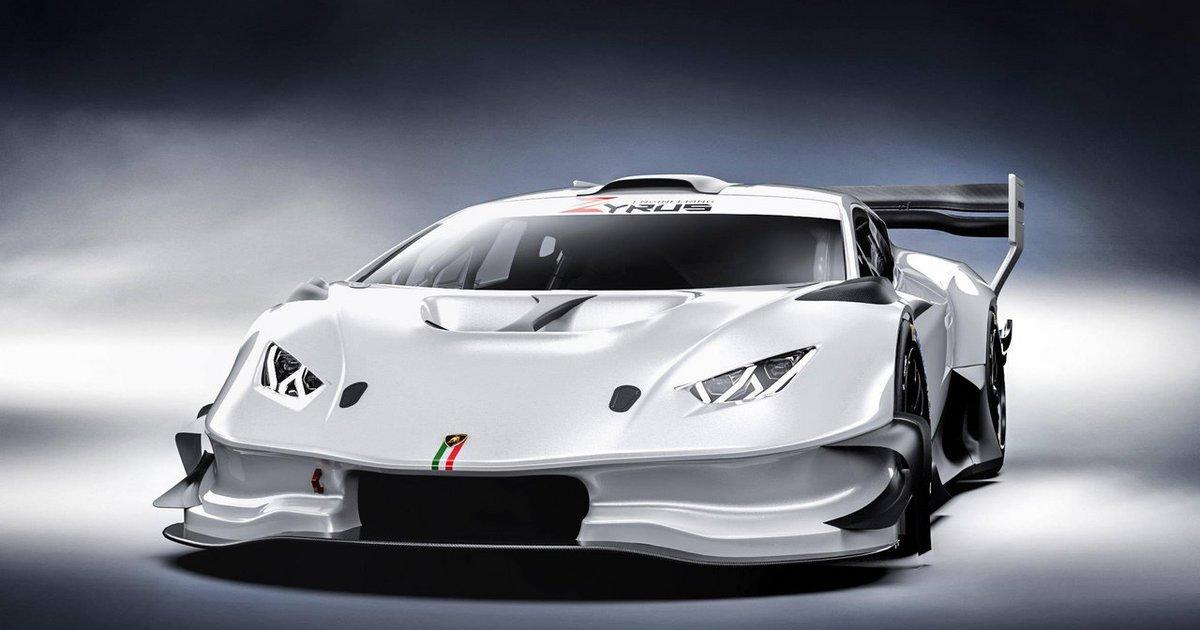 Αυτό είναι το πιο ακραίο Lamborghini Huracan που μπορεί κανείς να αγοράσει