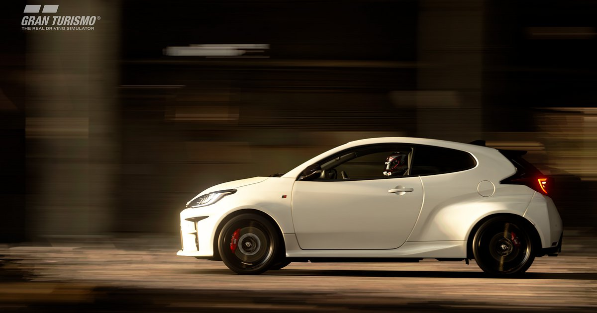 Η Toyota έχει ήδη πουλήσει 300k GR Yaris!  Στο Gran Turismo Sport…