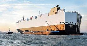 Τα πλοία της VW καίνε φυτικά έλαια