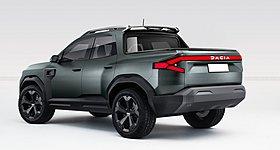 To Dacia Bigster μεταμορφώνεται σε ένα εκθαμβωτικό pickup!