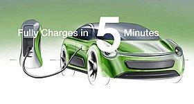 Ηλεκτροκίνηση: Έρχεται μπαταρία από το Ισραήλ... που φορτίζει σε πέντε λεπτά!