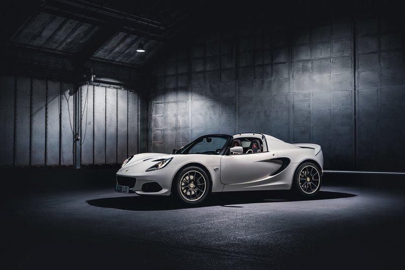 Lotus Elise Sport 220.
