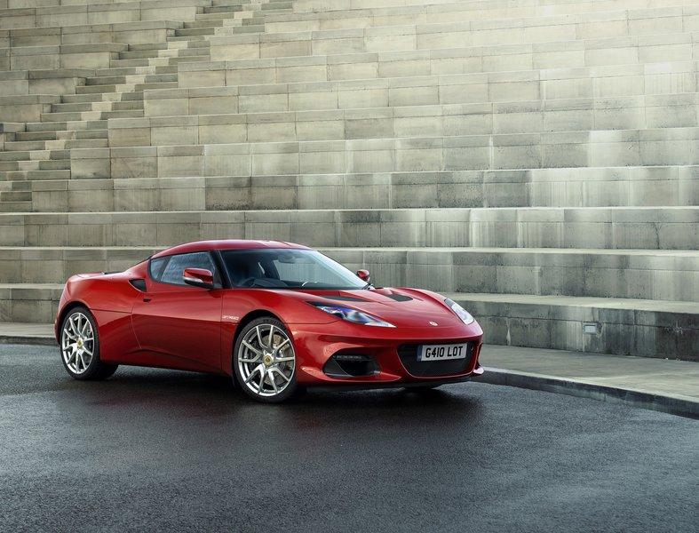 Lotus Evora GT 410.