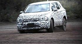 Ασταμάτητο το νέο Mitsubishi Outlander (Video)