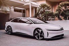 Lucid Air: Με τρομακτική αυτονομία που ξεπερνά και τα μοντέλα της Tesla!
