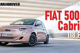 Δοκιμάζουμε το νέο, ηλεκτρικό Fiat 500 Cabrio! (βίντεο)